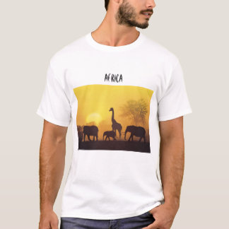 Africa in the Wild T-Shirt