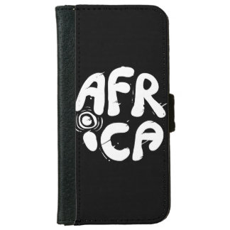 Africa iPhone 6 Wallet Case
