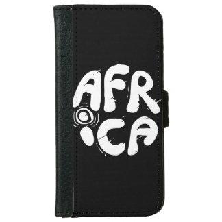 Africa iPhone 6 Wallet Case