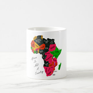 Africa Is Not A Country Mugs