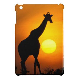 Africa, Kenya, Masai Mara. Giraffe (Giraffe iPad Mini Cover