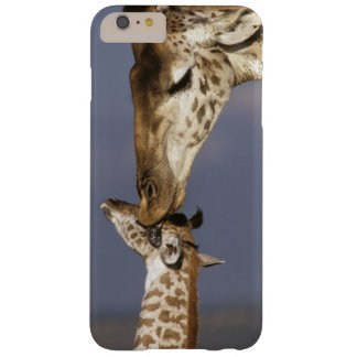 Africa, Kenya, Masai Mara. Giraffes (Giraffe Barely There iPhone 6 Plus Case