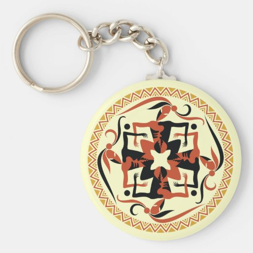 Africa Key Chains