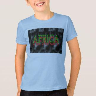 africa logo t-shirt