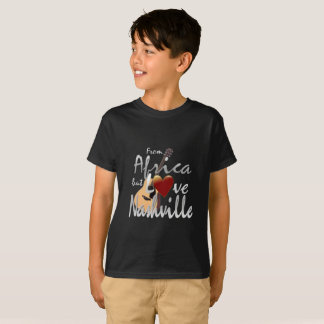 Africa Love Nashville Kid's T-Shirt