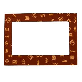 Africa Magnetic Frame