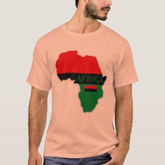 Africa Map Designer#2 Name Brand Shirts