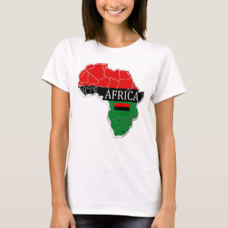 Africa Map Designer Shirt Apparel Sale Him or Hers