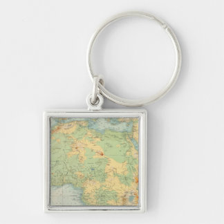 Africa Physical 10506 Key Chain