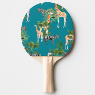 Africa Ping Pong Paddle