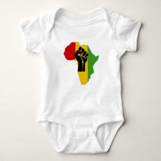 Africa Power - Reggae Baby Bodysuit