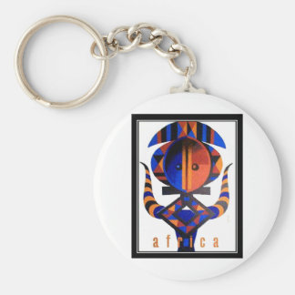 Africa Products Keychain
