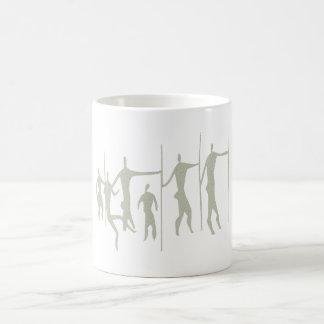 Africa rock painting humans africa cave kind peopl mug
