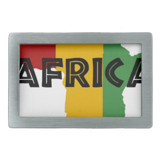 Africa take a rest cokes belt buckles