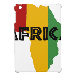 Africa take a rest cokes iPad mini cases