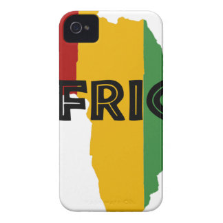 Africa take a rest cokes iPhone 4 case