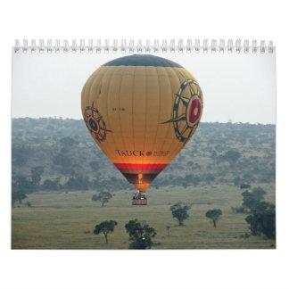 Africa: Tanzania & Kenya Wall Calendars