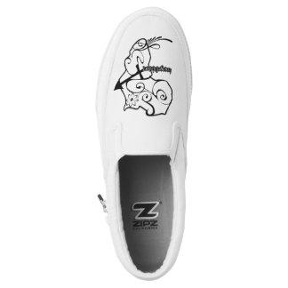 africaforlife slipons keangelidesart Slip-On shoes