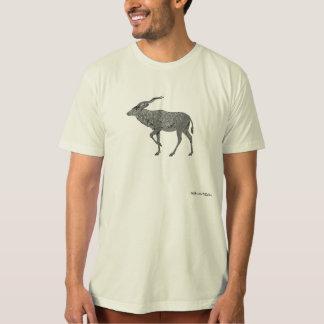 African Addax Antelope 3 T-Shirt