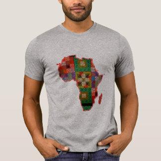 african africa map african patterns t-shirt design