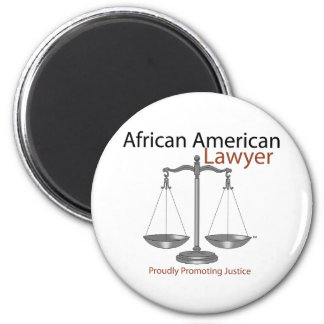African America Lawyer Magnets