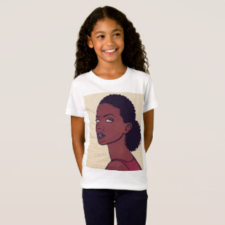 African American Girl T-Shirt