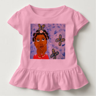 African American Girl Tshirt