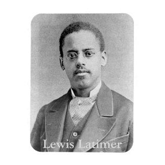 African-American Inventor Lewis Latimer Magnet