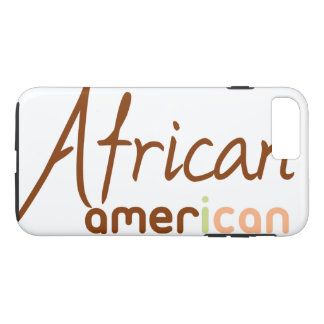 African American iPhone 8 Plus/7 Plus Case