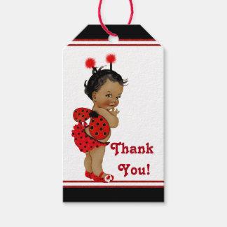 African American Ladybug Baby Shower