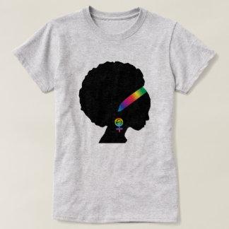 African American Lesbian Feminist T-Shirt