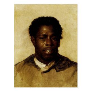 African-American Portrait Postcard