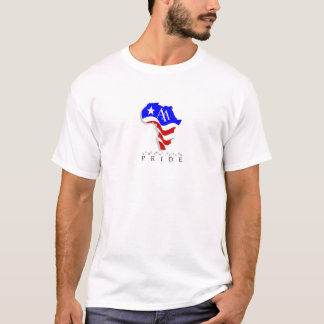 African American Pride Men's T-Shirt