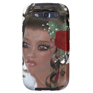 African American Woman Samsung Galaxy S3 Case