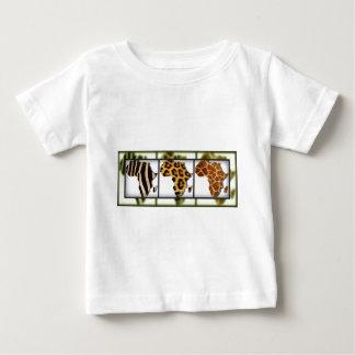 African Animal Collage Shirt