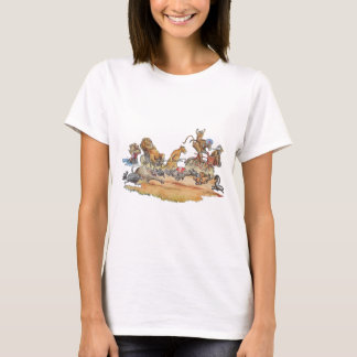 African Animal Race T-Shirt