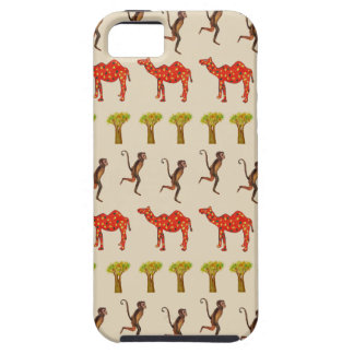 African Animals PattiPhone SE + iPhone 5/5S, Tough iPhone 5 Cover