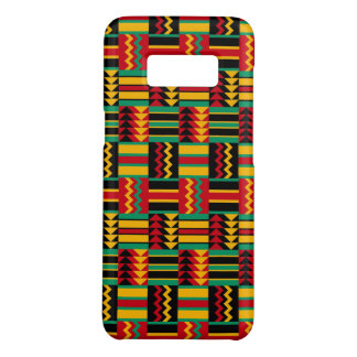 African Basket Weave Pride Red Yellow Green Black Case-Mate Samsung Galaxy S8 Case