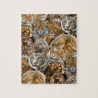 African Bigcats Puzzles