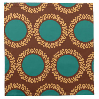 African Boho Collection Napkin
