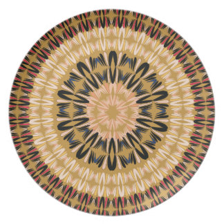 African Boho Collection - The Plains Plate