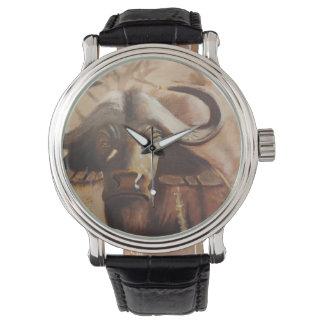 African Buffalo Watch. Watch