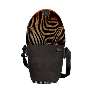 African Bush Fever Messenger Bags