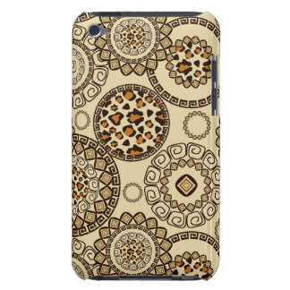 African cheetah skin pattern 3 iPod Case-Mate cases