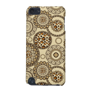 African cheetah skin pattern 3 iPod touch 5G cases