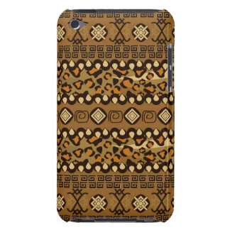 African cheetah skin pattern barely there iPod cover