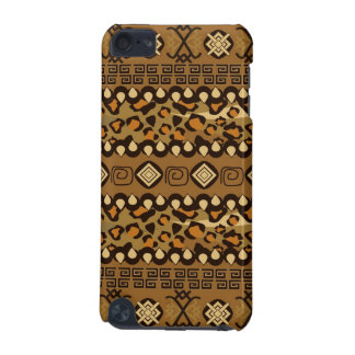 African cheetah skin pattern iPod touch (5th generation) case