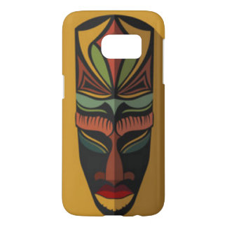 African Colorful Mask