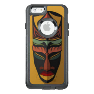 African Colorful Mask OtterBox iPhone 6/6s Case