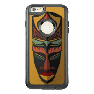 African Colorful Mask OtterBox iPhone 6/6s Plus Case